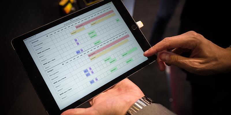 Digitalisierung im Filialbetrieb