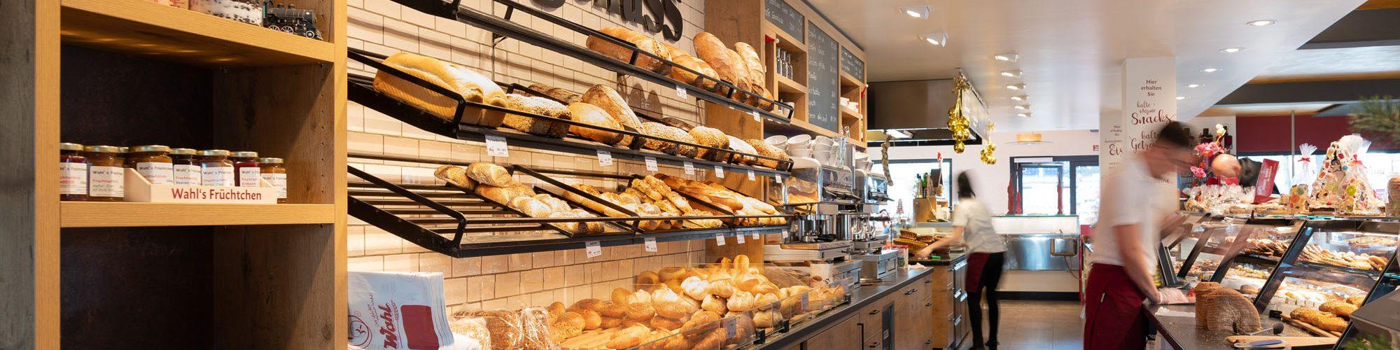Zu Besuch bei der Bäckerei Wahl in Bestensee